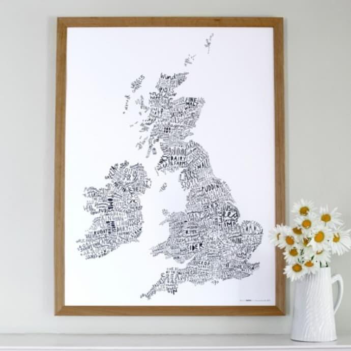 British-Isles-print-trouva-decoration-murale-toutes-nos-idees-pour-decorer