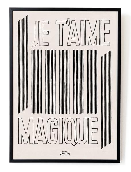 je-t-aime-magique-hotel-magique-tableaux-et-posters-a-prix-abordable