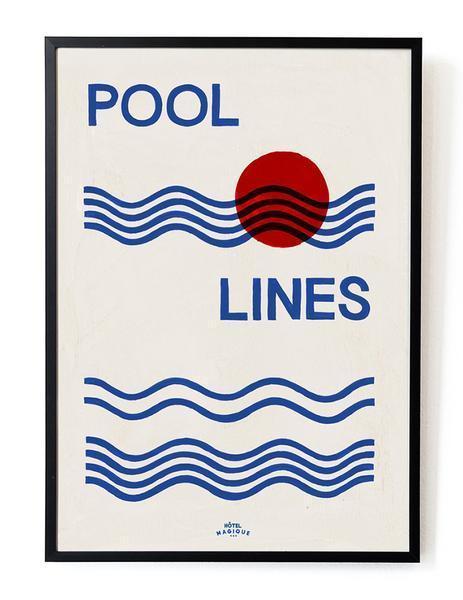 pool-lines-hotel-magique-tableaux-et-posters-a-prix-abordable