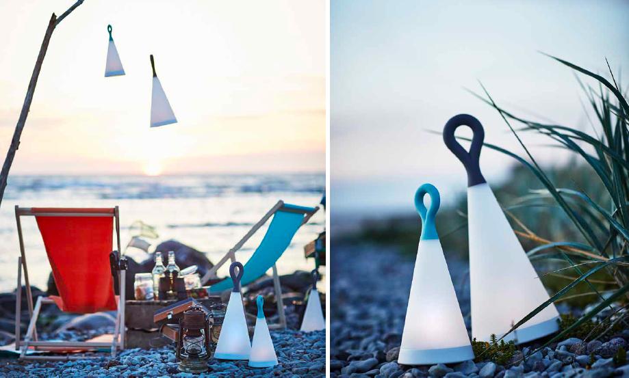 SOLVINDEN-Lanterne-LED- énergie solaire-extérieur-blanc
