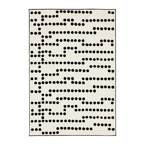 nouveaute-collection-limite-Avsiktlig-ikeatapis-blanc-pois-noir
