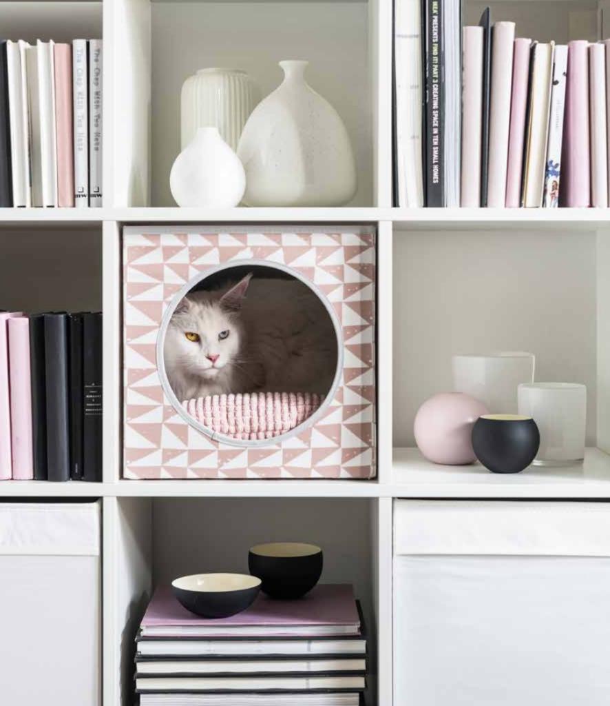 Ikea-nouveautes-collection-Lurvig-animaux-maisonnette-chat-6