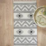 tapis-ethnique-tisse-lainecoton-petit